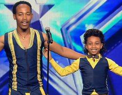 """Edurne cierra las audiciones de 'Got Talent España' otorgando su pase de oro a Kiriku Brothers: """"Es increíble"""""""