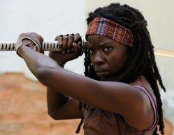 'The Walking Dead': Danai Gurira confiesa estar muy afectada por la muerte de uno de los personajes