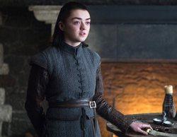 """Maisie Williams, sobre el rodaje de la octava temporada de 'Juego de tronos': """"No hay mejor forma de acabar"""""""