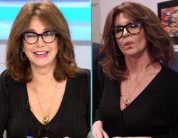 """Ana Rosa Quintana, encantada con su imitación en 'Polònia' (TV3): """"Esto es libertad de expresión"""""""