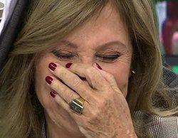 'Sálvame': Pilar Eyre rompe a llorar tras la traición de Chelo García Cortes y Jesús Manuel