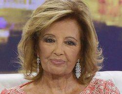 María Teresa Campos, hospitalizada de nuevo