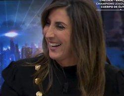 """Paz Padilla en 'El hormiguero': """"A mi madre no le gusta verme en 'La que se avecina"""""""