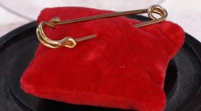 'Maestros de la costura' da un giro a su mecánica e incorpora el comodín del imperdible dorado