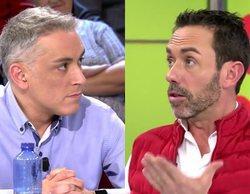 'Sálvame': El polígrafo confirma que Jesús Manuel tiene miedo de Kiko Hernández y él confiesa que lo traicionó