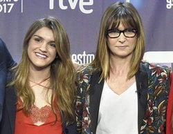 Amaia y Noemí Galera ('OT 2017') visitan 'Late Motiv' el 21 de febrero