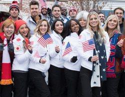'The Bachelor Winter Games' suben ligeramente mientras los Juegos Olímpicos repiten liderazgo