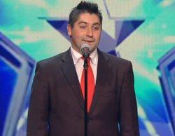 Jordi, personaje mítico de 'El diario de Patricia', aparece en 'Got Talent' y provoca una pelea con Risto
