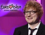 Ed Sheeran, dispuesto a componer una canción para Reino Unido para Eurovisión