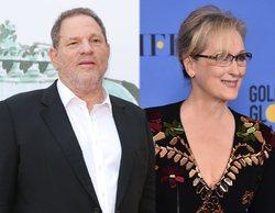 """Harvey Weinstein cita Meryl Streep para defenderse por las denuncias y ella responde tajante: """"Es patético"""""""