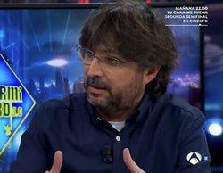 """Jordi Évole en 'El hormiguero': """"Un capítulo de 'Cuéntame' y es más moderno que el PP"""""""