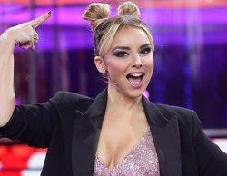 'Tu cara me suena': Chenoa recuerda Eurobest y el premio que le entregó Mariah Carey
