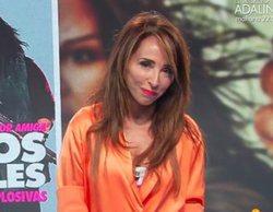 María Patiño reaparece en 'Socialite' tras someterse a una cirugía estética