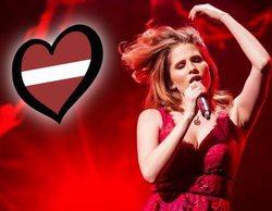"""Eurovisión 2018: Laura Rizzotto representará a Letonia con """"Funny girl"""""""