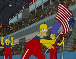 'Los Simpson' predijo que USA ganaría la medalla de oro contra Suecia en las Olimpiadas