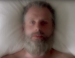'The Walking Dead' desvela el origen de las imágenes del viejo Rick en el 8x09