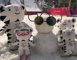 La ceremonia de cierre de los Juegos Olímpicos de Invierno se corona en primera posición