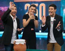 Amaia y Alfred llevan a 'El hormiguero' (19,4%) a su tercer mejor dato histórico y el mejor de la temporada