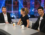 'El hormiguero': Así vivimos la visita de Alfred y Amaia desde el plató del programa