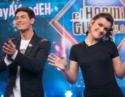 Almaia sube en las casas de apuestas de Eurovisión 2018 tras su actuación 'El hormiguero'