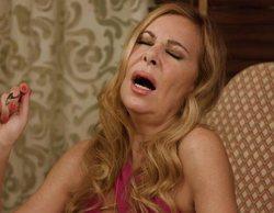 Ana Obregón tiene un orgasmo con el postre de Rappel en 'Ven a cenar conmigo: Gourmet Edition'