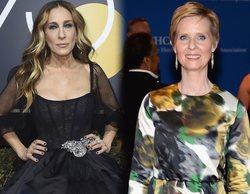 'Sexo en Nueva York': Cynthia Nixon se posiciona con Sarah Jessica Parker en la polémica con Kim Cattrall
