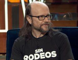 Santiago Segura cuenta en 'Late Motiv' cómo reaccionó Maribel Verdú al saber que actuaría con Pedroche