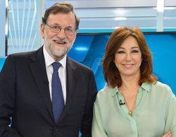 """Mariano Rajoy visita 'El programa de AR': """"Volverá a triunfar España, la lógica, la razón y el sentido común"""""""