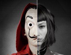 'La Casa de Papel': Sustituyen los rostros de billetes uruguayos por las caras de los personajes de la serie