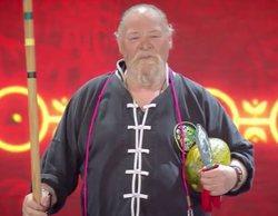 'Got Talent España': Un concursante arrastra al jurado y a Santi Millán por el escenario con su pene