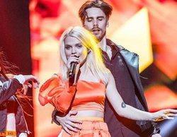 'Melodifestivalen 2018': Mendez, Renaida, Margaret y Felix Sandman se meten en la final del certamen sueco