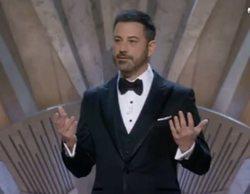 Oscar 2018: Jimmy Kimmel pronuncia un reivindicativo discurso con subasta incluida para abrir la ceremonia