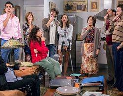 'La que se avecina' en FDF (3,2%) y 'Big Bang Theory' (2,8%) en Neox vuelven a ser lo más visto de la jornada