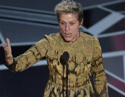 Oscar 2018: Frances McDormand emociona con su reivindicativo discurso y provoca una gran ovación