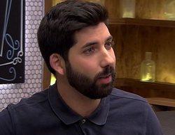 """Un vendedor de vibradores despierta la curiosidad de Carlos Sobera en 'First Dates': """"¿Grande como un gnomo?"""""""