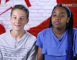 Pedro y Camino se unen a 'La Voz Kids' como el primer dueto de la edición