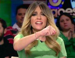 """La reivindicación feminista de Anna Simon en 'Zapeando': """"La tele no se puede hacer sin mujeres"""""""