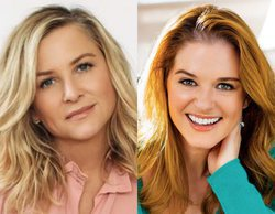 Jessica Capshaw y Sarah Drew, Arizona y April en 'Anatomia de Grey', no estarán en la nueva temporada
