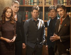 TNT cancela 'The Librarians' tras cuatro temporadas