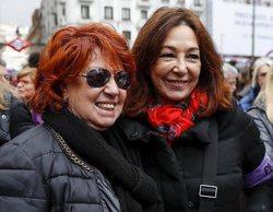 """Ana Rosa explica las razones por las que hizo huelga: """"Como periodista quería informar y como mujer, parar"""""""