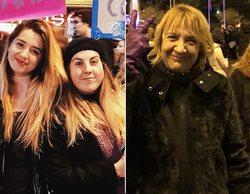 Los televisivos se suman a las multitudinarias manifestaciones feministas del 8M en toda España