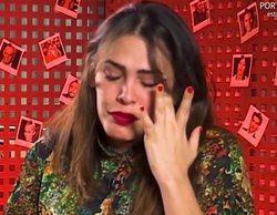 "Amor Romeira se derrumba en 'Socialité' tras el ataque de Sofía Suescun: ""Dan ganas de quitarte la vida"""