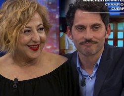 """Paco León y Carmen Machi sobre su amistad en 'El hormiguero': """"No ha habido separación"""""""