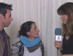 Los padres de Gabriel conceden una dura entrevista a Isabel Jiménez, presentadora de 'Informativos Telecinco'