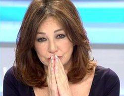 'El programa de Ana Rosa': Una reportera se emociona en directo en una conexión con el funeral de Gabriel
