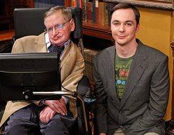 """El elenco de 'The Big Bang Theory' se despide de Stephen Hawking: """"Gracias por ser una inspiración para todos"""""""