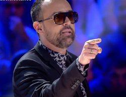 """Risto, contundente con Wendi, concursante de 'Got Talent España': """"Si pasas a la final, me quedo en mi casa"""""""