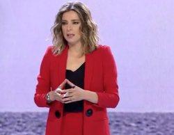 'Supervivientes': Sandra Barneda lanza un dardo a 'Sálvame' durante el debate del programa