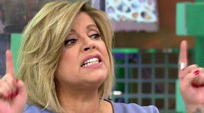 """Terelu Campos ('Sálvame') cansada de ser un icono sexual: """"Estoy muy aburrida, estoy harta"""""""