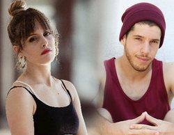 Sergi Orduña ('Fama a bailar 2') y su novia Cora, de 'Fama a bailar 2018', protagonizan un emotivo reencuentro